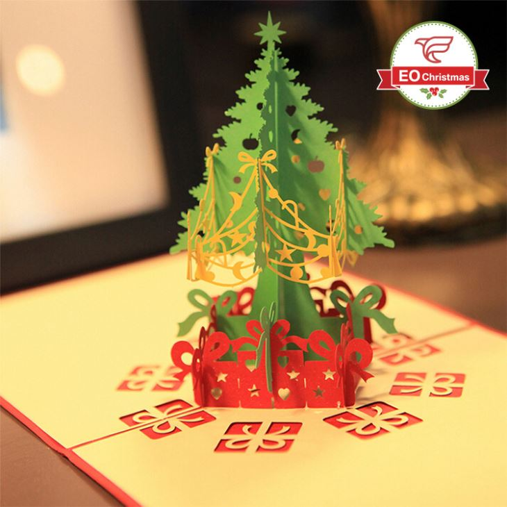 china 3d christmas tree christmas cards manufacturers suppliers and distributor factory wholesale eo christmas - Wholesale Christmas Decorations Distributors