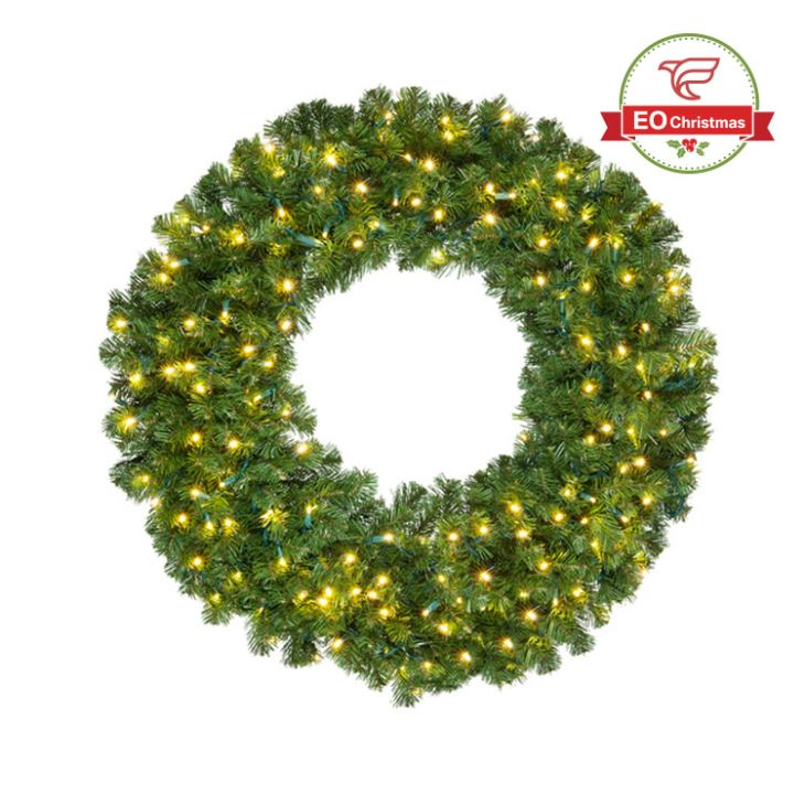 china classic christmas wreath manufacturers suppliers and distributor factory wholesale eo christmas - Christmas Wreath Decorations Wholesale
