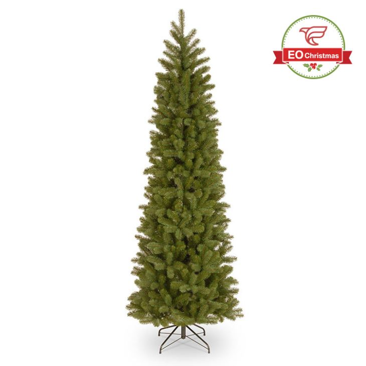 China Slim Pencile Artificial Christmas Tree Manufacturers, Suppliers and Distributor - Factory Wholesale - EO Christmas