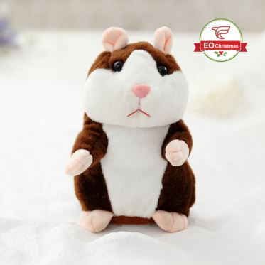 Cute Animal Christmas Dolls