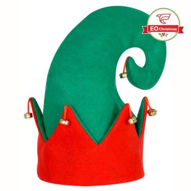 Elf Christmas Hats