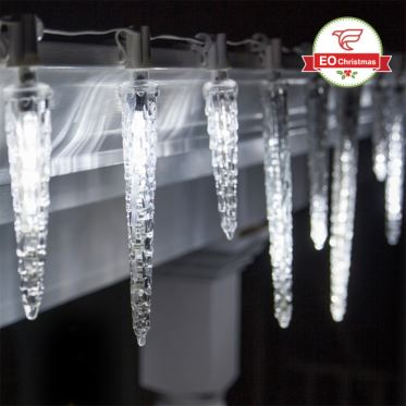 LED Christmas Cascade String Lights