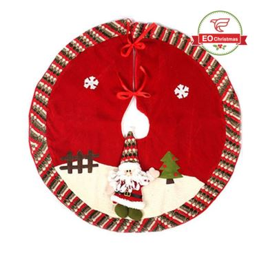 Reindeer Christmas Tree Skirt