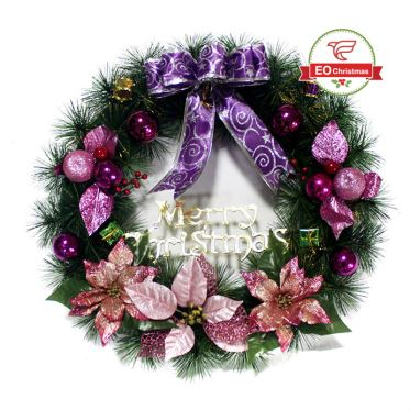 Spelendor Decorated Christmas Wreath