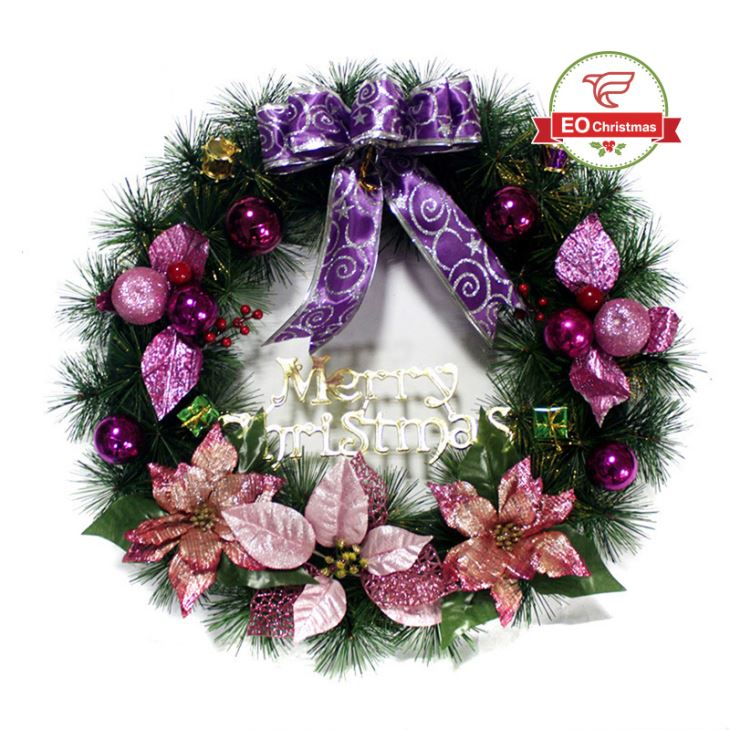 china spelendor decorated christmas wreath manufacturers suppliers and distributor factory wholesale eo christmas - Wholesale Christmas Decorations Distributors