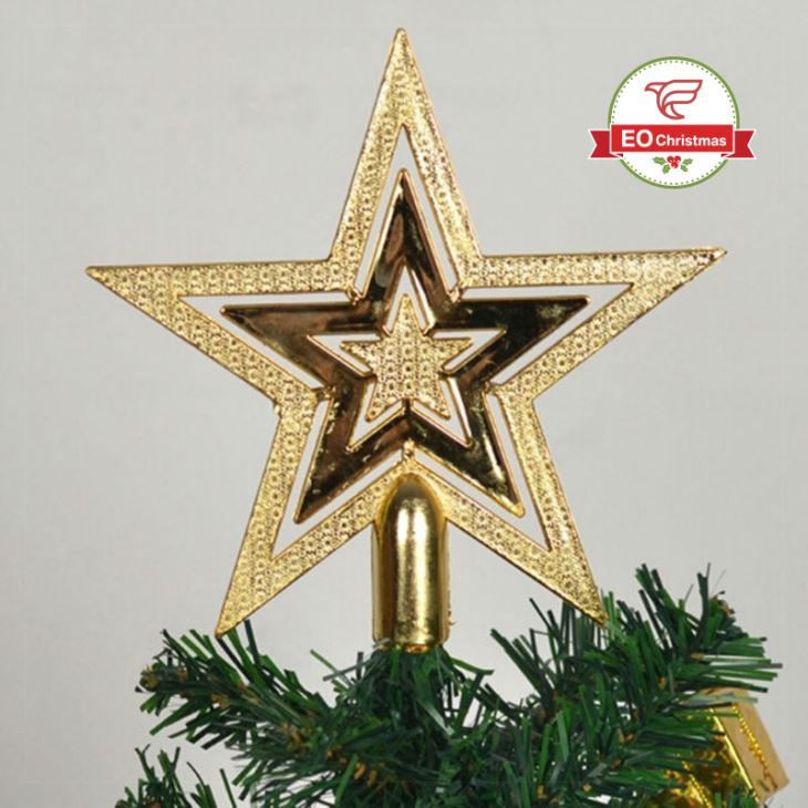 star christmas tree toppers - Wholesale Christmas Decorations Distributors